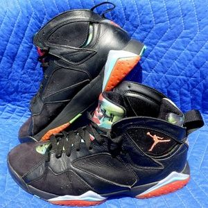 Nike 705350-007 Jordan 7 Retro Barcelona Nights